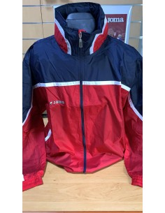 Rainjacket Danubio rosu-navy
