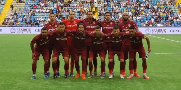 CFR 1907 Cluj pierde la limită în Kazakhstan