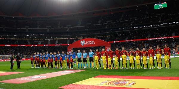 Spania - România 5-0. Sfârșit de preliminarii, în genunchi